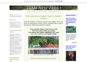New-terra-natural-food.com thumbnail