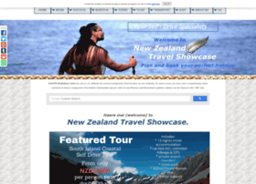 New-zealand-travel-showcase.com thumbnail