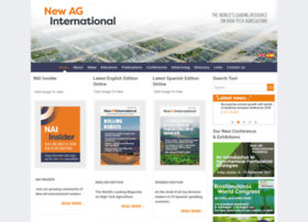 Newaginternational.com thumbnail