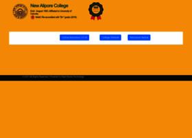 Newaliporecollege.ac.in thumbnail