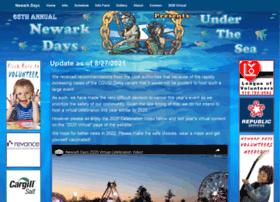 Newarkdays.org thumbnail