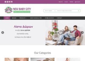 Newbabycity-online.com thumbnail