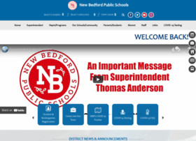 Newbedfordschools.org thumbnail