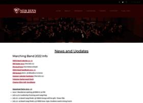 Newbernbands.org thumbnail