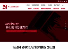 Newberry.edu thumbnail