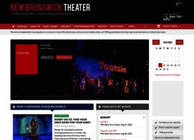 Newbrunswicktheater.com thumbnail