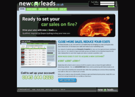 Newcarleads.co.uk thumbnail
