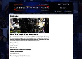 Newcastlefilmandcomiccon.com thumbnail