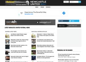 Newcastleunited-mad.co.uk thumbnail