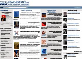 Newchemistry.ru thumbnail