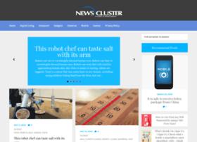 Newcluster.com thumbnail