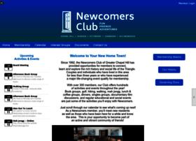 Newcomersofchapelhill.org thumbnail