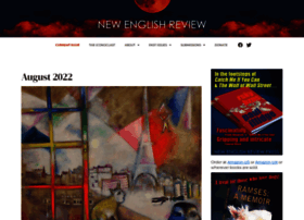 Newenglishreview.org thumbnail