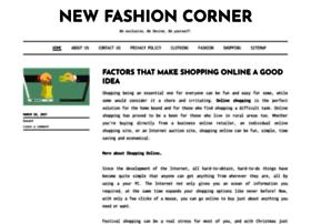 Newfashioncorner.com thumbnail