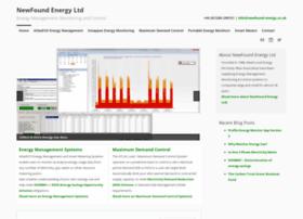 Newfound-energy.co.uk thumbnail