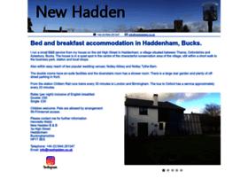 Newhadden.co.uk thumbnail