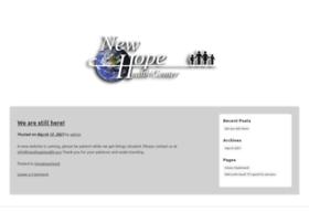 Newhopehc.org thumbnail