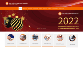 Newindiabank.in thumbnail