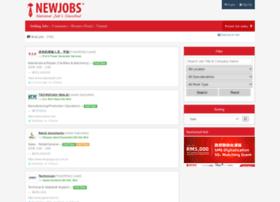 Newjobs.com.my thumbnail