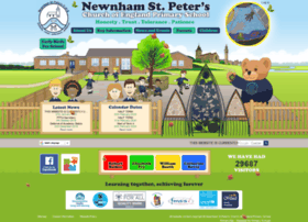 Newnhamstpetersschool.org.uk thumbnail