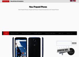 Newprepaidphones.com thumbnail