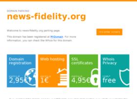 News-fidelity.org thumbnail