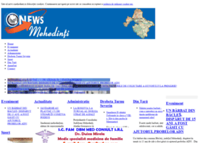 News-mehedinti.ro thumbnail