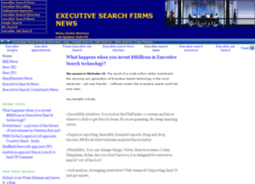 News.executive-search-firms.com thumbnail