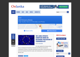 News.onlanka.com thumbnail