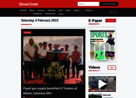Newsarawaktribune.com.my thumbnail
