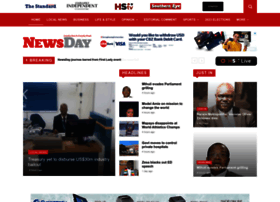 Newsday.co.zw thumbnail