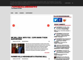 Newsdzezimbabwe.co.uk thumbnail