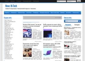 Newshi-tech.ru thumbnail