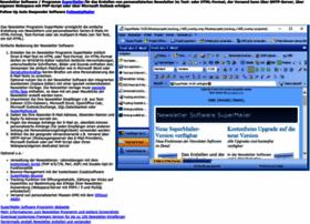 Newsletter-software-programm.de thumbnail