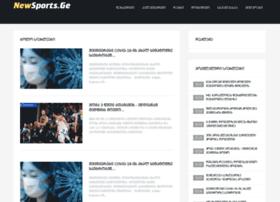 Newsports.ge thumbnail