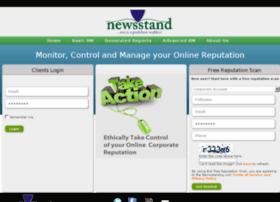 Newsstandng.com thumbnail