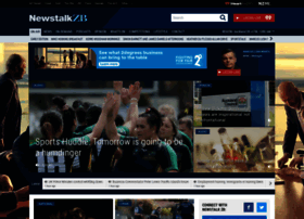 Newstalkzb.co.nz thumbnail