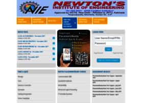 Newton.btechguru.com thumbnail