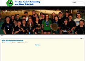 Newtonabbotswimmingclub.co.uk thumbnail