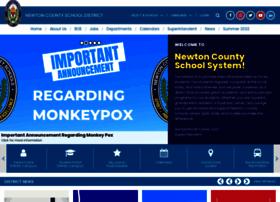 Newtoncountyschools.org thumbnail