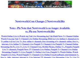 Newtvworld.biz thumbnail