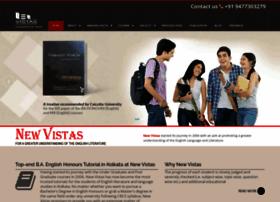 Newvistas.in thumbnail