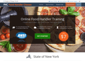 Newyork.foodhandlerclasses.com thumbnail