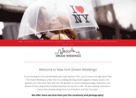 Newyorkdreamweddings.com thumbnail