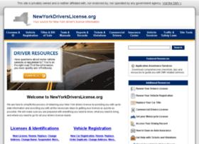 Newyorkdriverslicense.org thumbnail