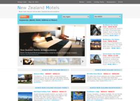 Newzealandmotel.co.nz thumbnail