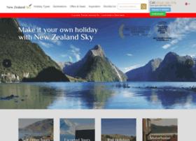 Newzealandsky.co.uk thumbnail