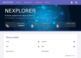 Nexplorer.co.uk thumbnail