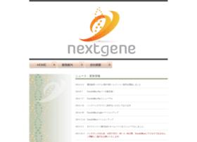 Nextgene.jp thumbnail