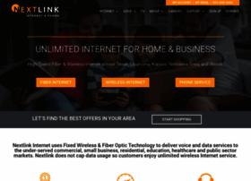 Nextlinkinternet.com thumbnail